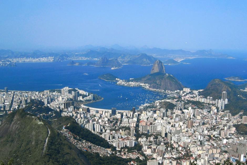 En av våra favorit destinationer, Rio de Janeiro, Brasilien