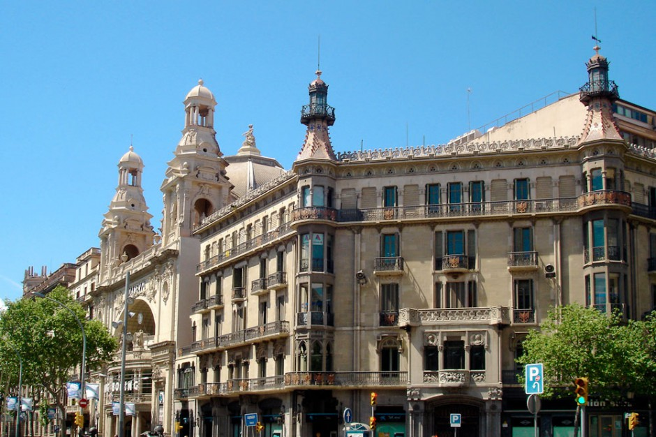 Grupp- & Konferensresor i Bacelona, Spanien